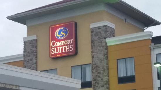 Comfort Suites Amish Country: 20151218_164518_large.jpg