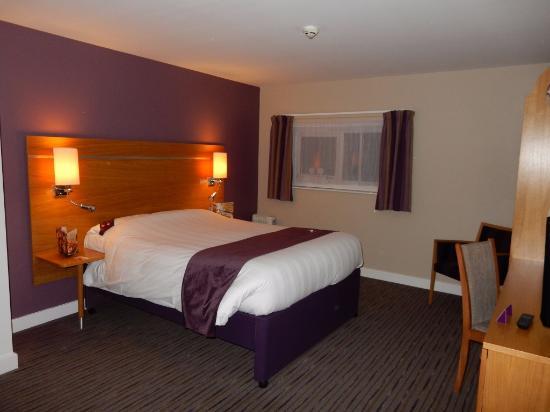 Premier Inn Manchester Airport (M56/J6) Runger Lane South: Bedroom