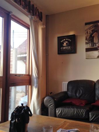 Martley, UK: room
