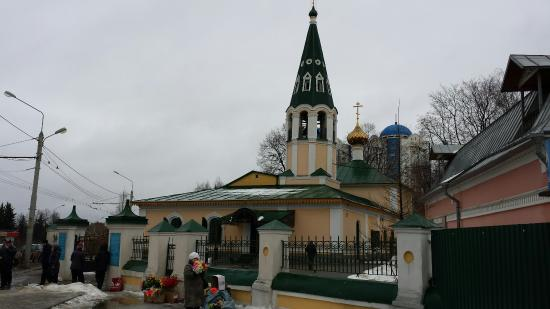 Krestobogorodskaya Church