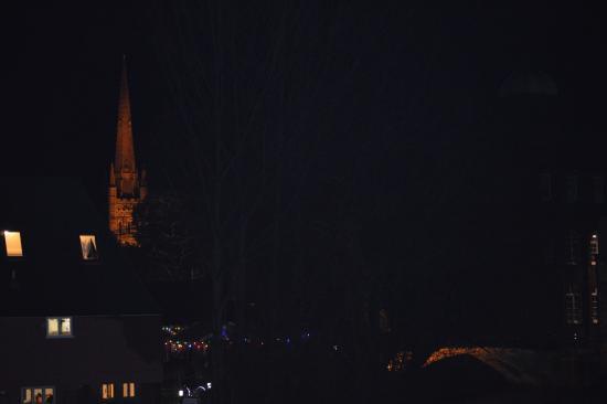 Premier Inn Norwich City Centre (Duke Street) Hotel: view on walking into centre