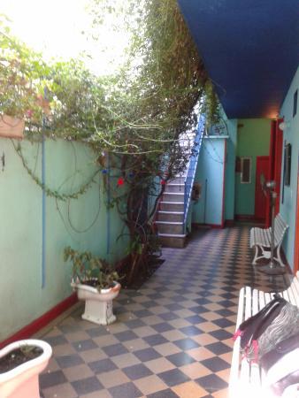 Pampa Hostel: Inrerior Hostel