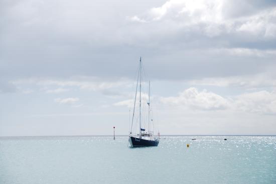 Gourmet Sailing : Bateau
