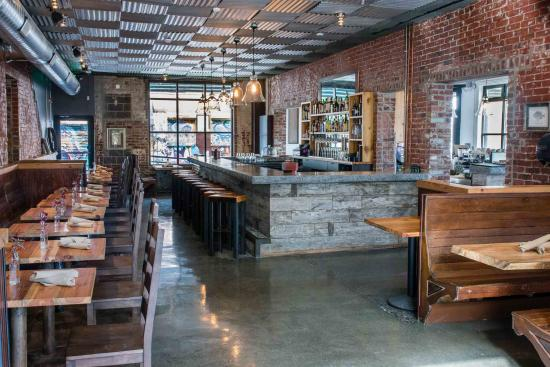 Front Street Cafe New American Farm To Table Restaurant