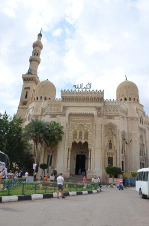 Mosque of Abu al-Abbas al-Mursi: мечеть
