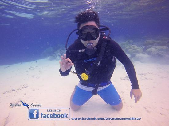 Thoddoo: Serene Ocean Maldives