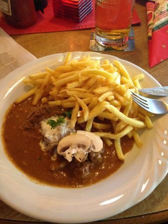 """Schorndorf, Germany: Gasthaus """"Zum Lamm"""" Schornbach"""