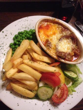 The Bridge Inn: Lasagne