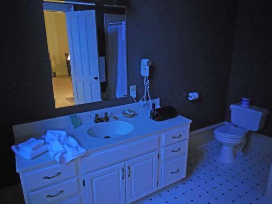 Oneida, estado de Nueva York: spacious bathroom