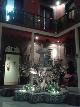 Cat's Hostel : Hall donde hay sillones como para sentarse