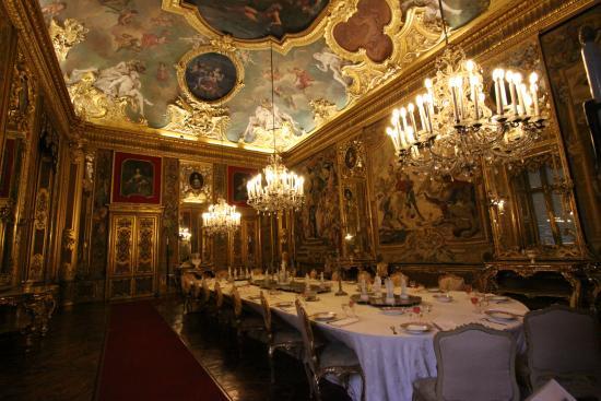 sala da pranzo picture of palazzo reale turin tripadvisor