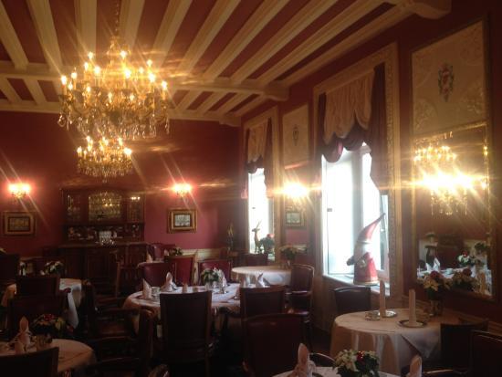 Hotel Belle Epoque: La salle du petit déjeuner & goûter