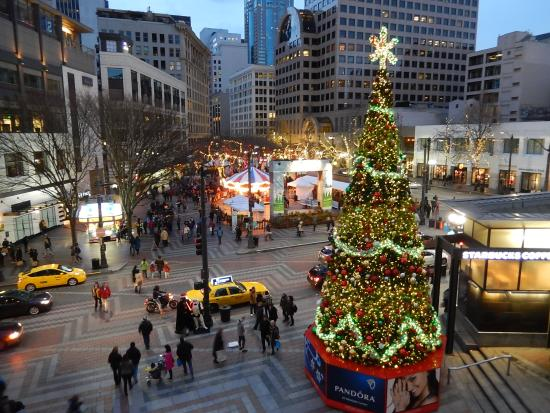 westlake center westlake christmas tree