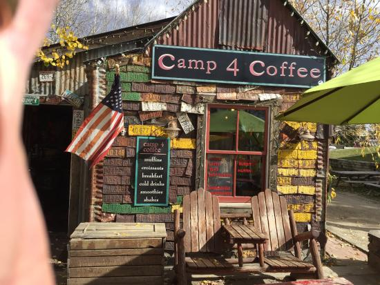 Camp 4 Coffee : Try it, you will love it.