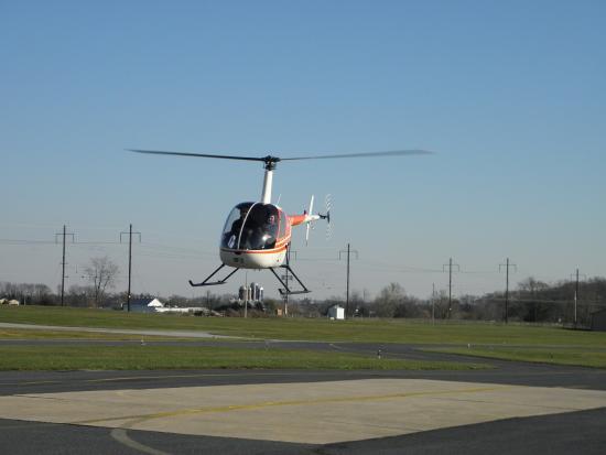 Smoketown Helicopter Tour