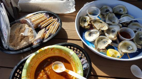 Eastpoint, FL: Yummy!