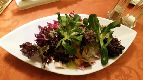 Calw, Tyskland: salad