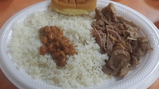Goose Creek, SC: Combo#6 roast pork