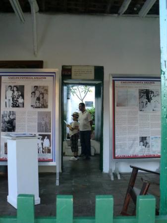 Casa museo comandante Carlos fonseca