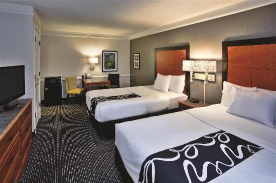 La Quinta Inn Nashville South: Guest room