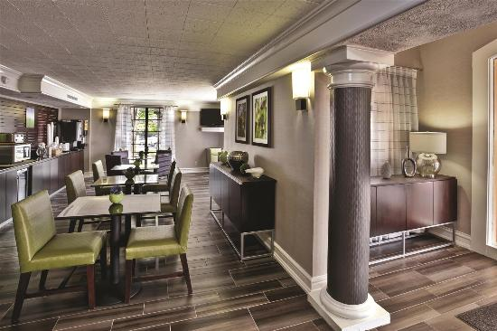La Quinta Inn Nashville South: Lobby view