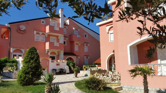 Punat, Croazia: Pension La Perla