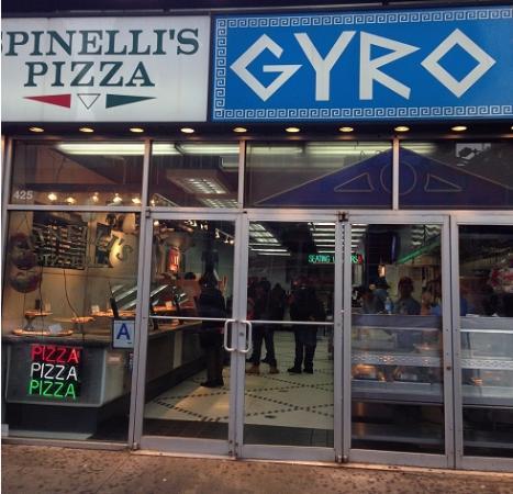 Gyro ii new york chelsea restaurant avis num ro de - Avis new york ...