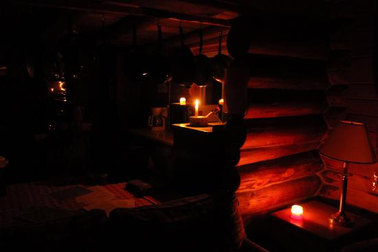 Isabella, MN: Candlelit Cabin