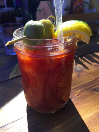 Marble, Colorado: Smokey Bloody Mary