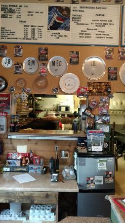 Overgaard, AZ: Pit Stop Pizza
