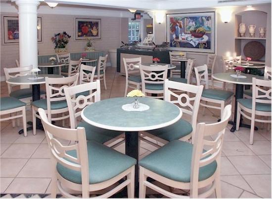 La Quinta Inn Temple : Restaurant