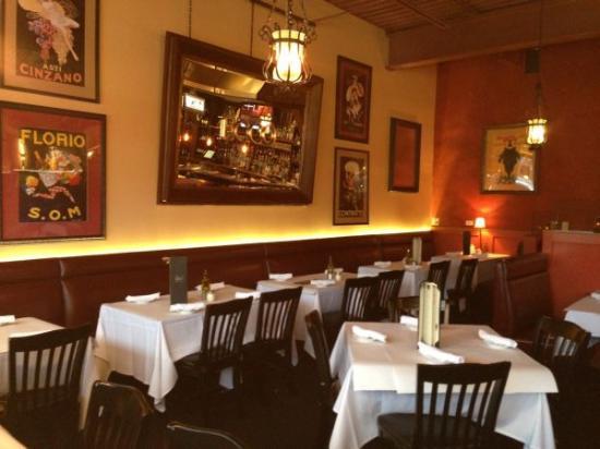 Ecco Trattoria Weymouth Menu Prices Restaurant Reviews