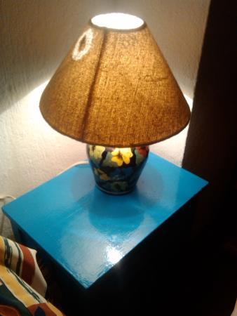 Encino Hotel: mesilla