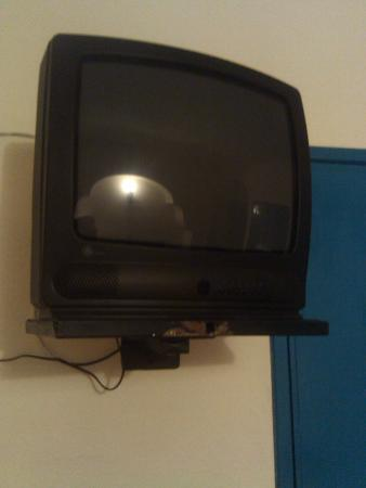 Encino Hotel: tv