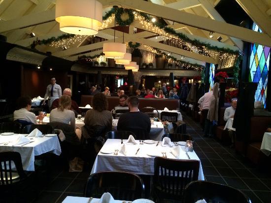 Weber S Restaurant Dining Room