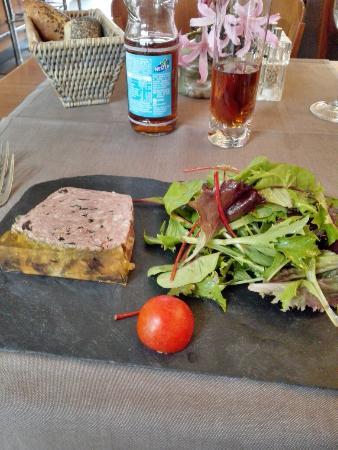 Bursinel, Schweiz: A la Clef d'Or