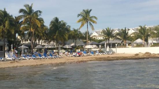 Southernmost Beach Resort South Very Small Brown Water