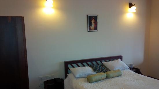 Kaivalyam Retreat: Bedroom