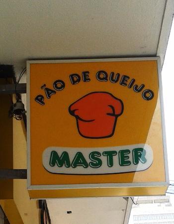 Pao De Queijo Master