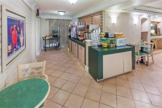 La Quinta Inn El Paso West: Restaurant