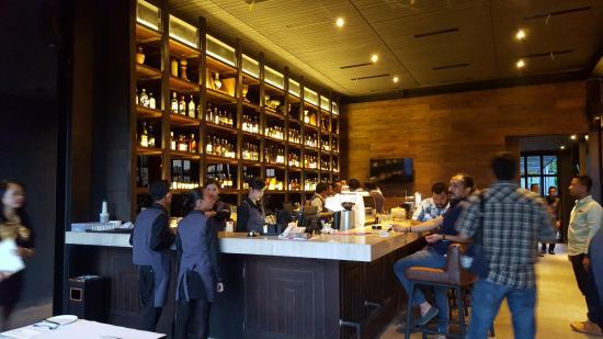 A to Z Bar, Wine, Brasserie