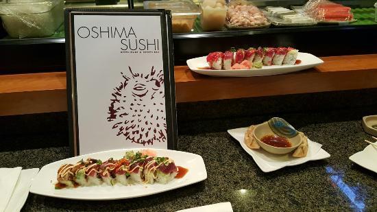 Oshima Sushi and Fugu Lounge