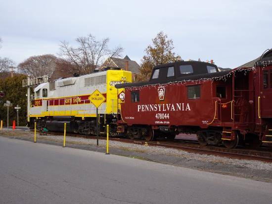 The Bellefonte Historical Railroad