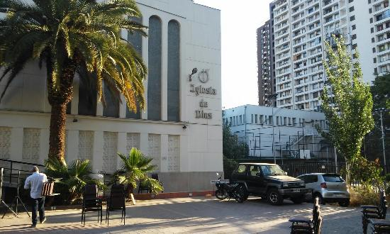 Iglesia de Dios Metropolitana