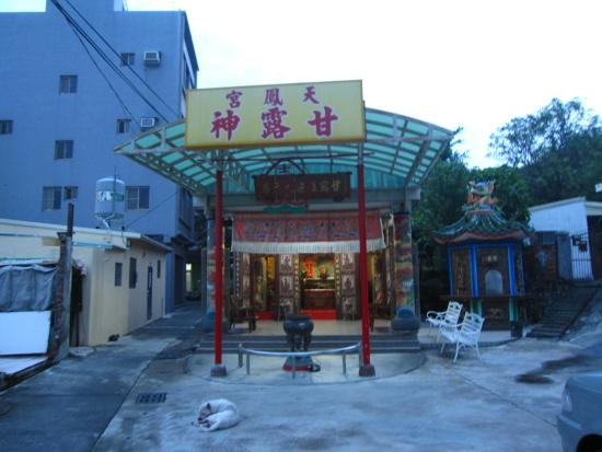 Tianfenggong: The temple at the foot of the hill