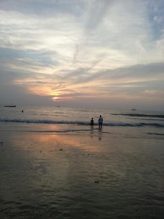 Saudades De Goa - Exclusive service apartments in Calangute : Beach at just 5mins walk