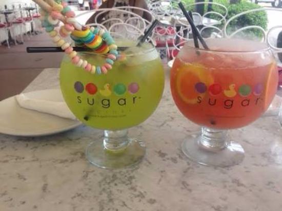 The Sugar Factory Bebidas Especiais