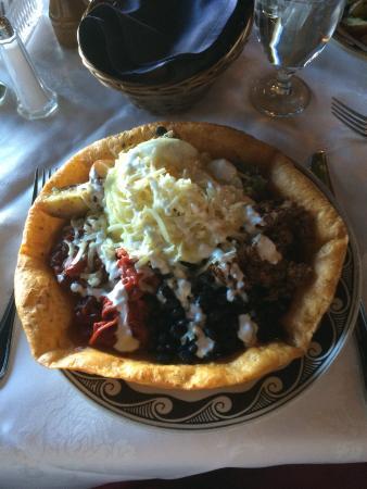 El Tovar Hotel: Southwestern breakfast