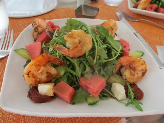 Belmond La Samanna: Great Lunch