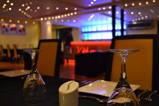 Volsharn: Restaurant Seating